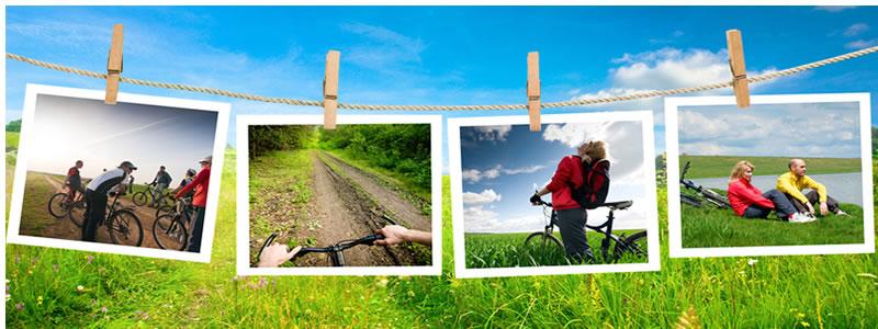 Fahrradreisen Deutschland